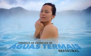 Conheça as estâncias de águas termais brasileiras