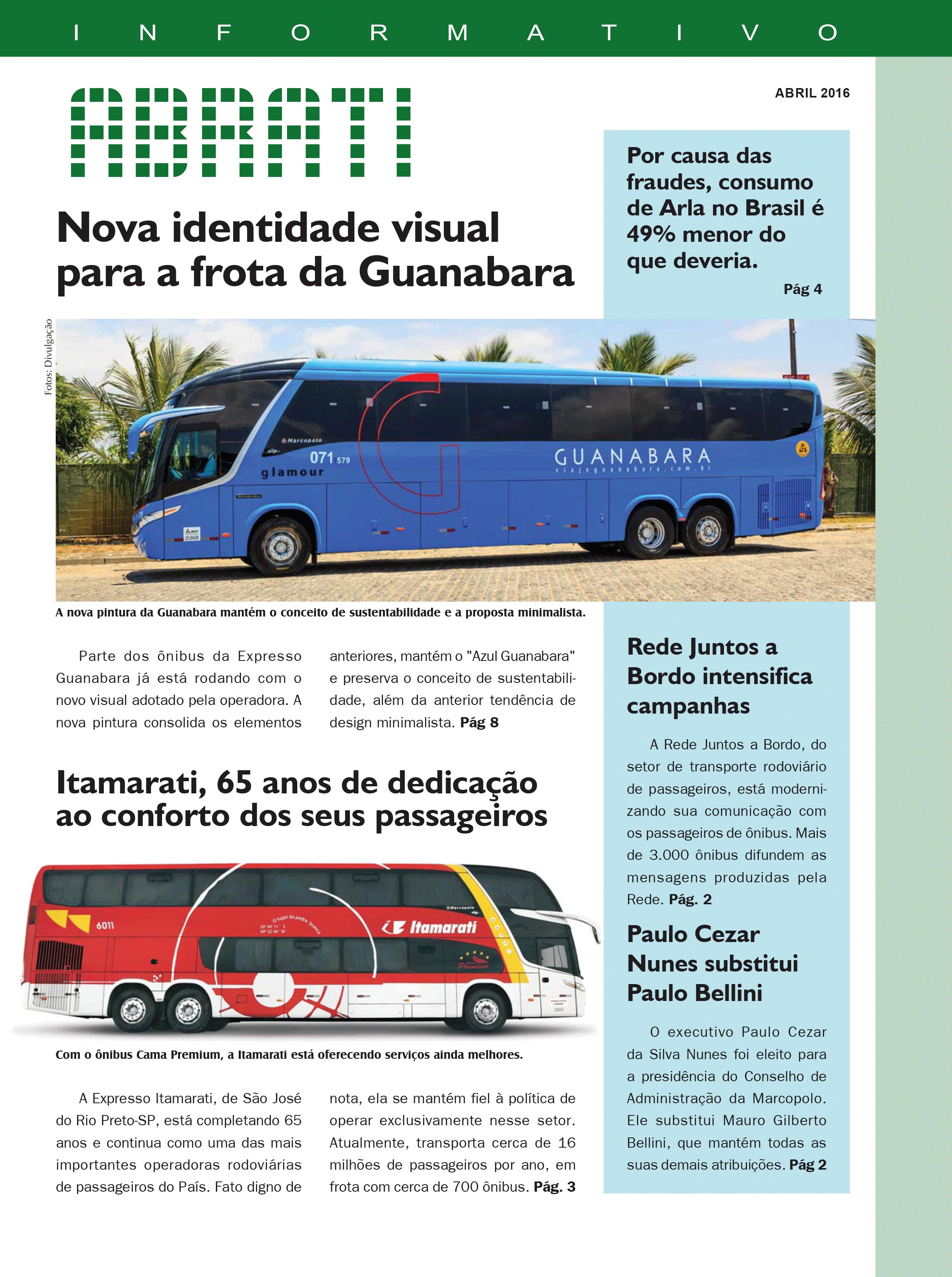 Informativo Abril 2016