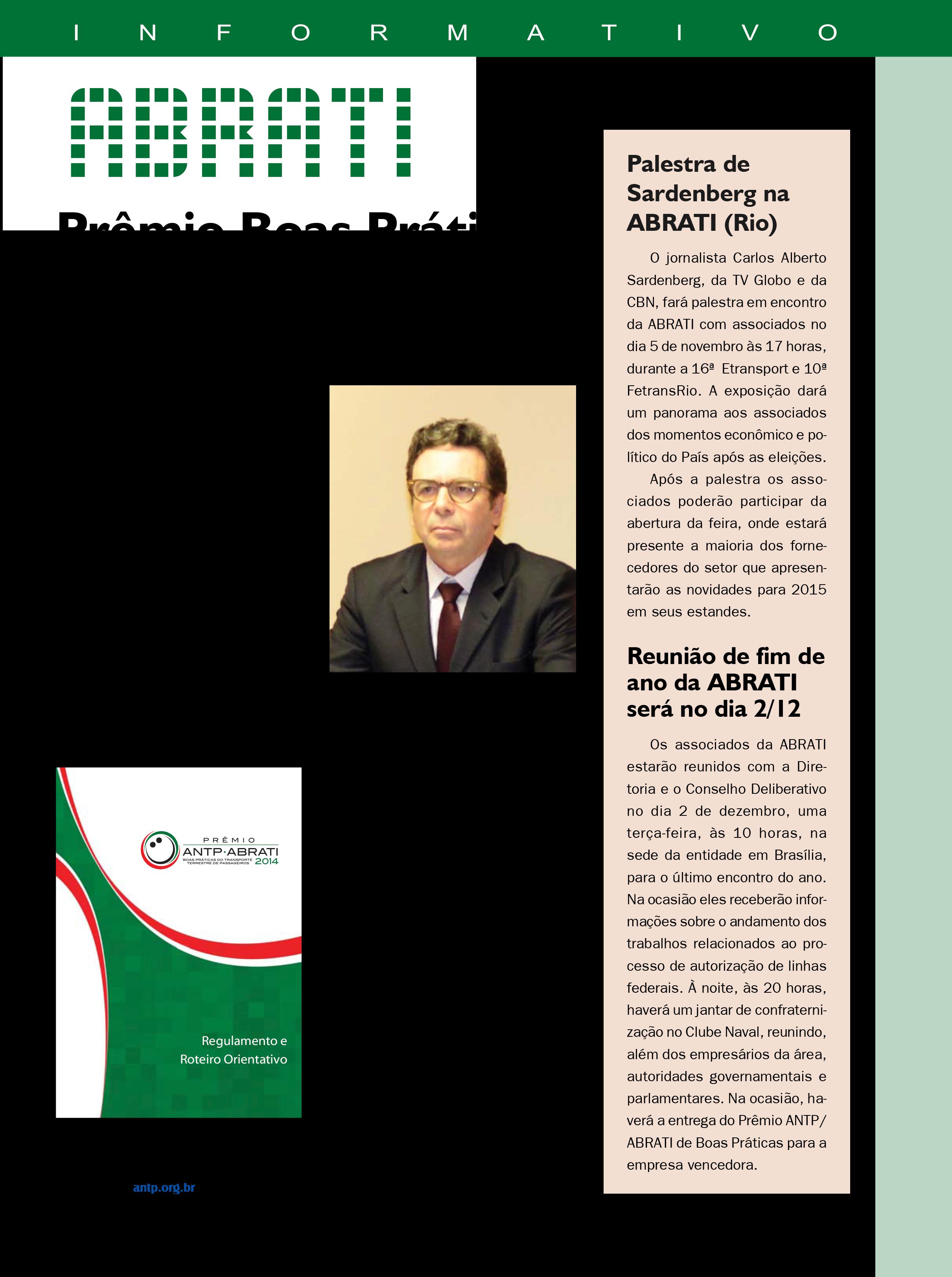 Informativo Agosto 2014