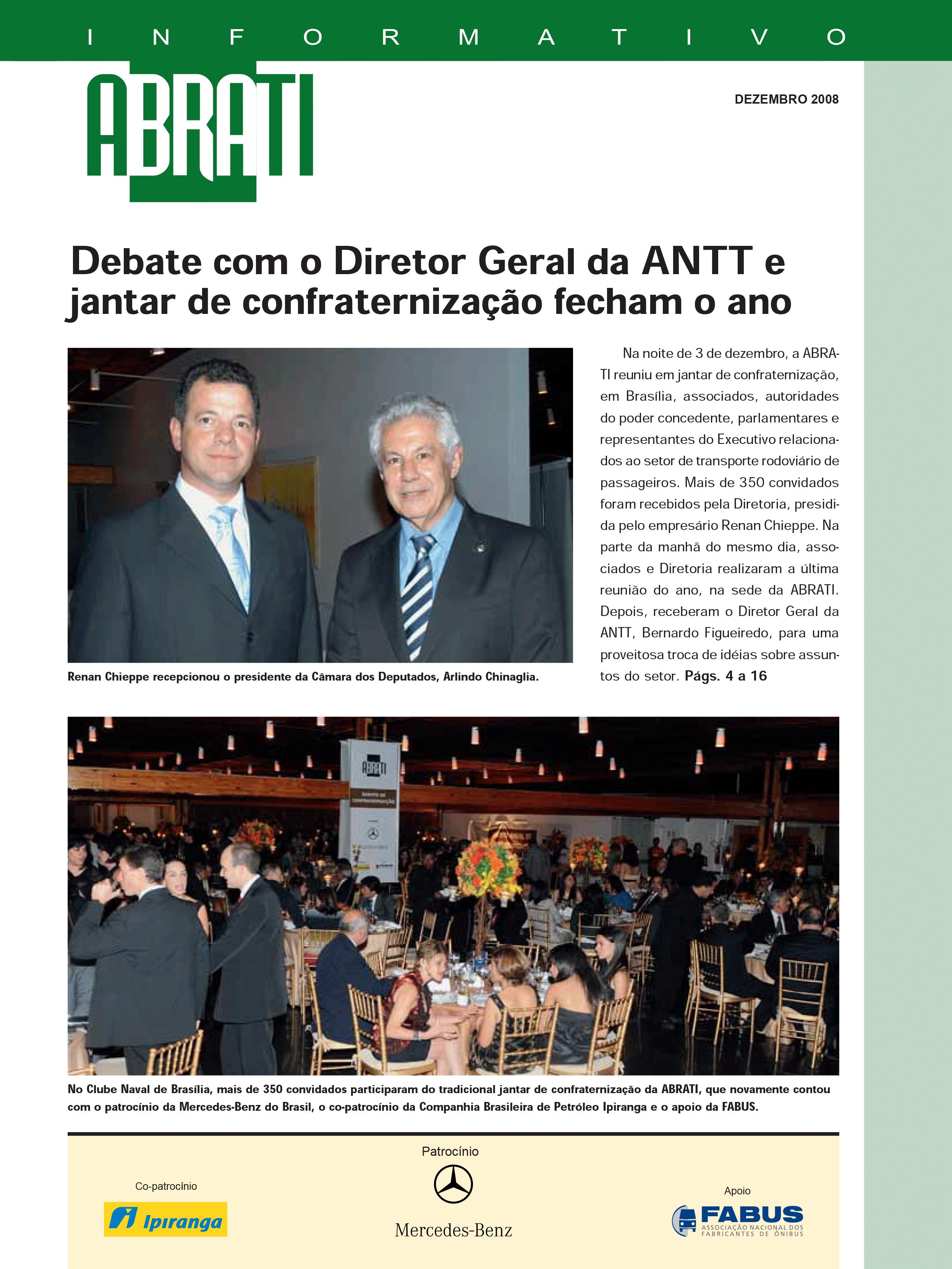 Informativo Dezembro 2008