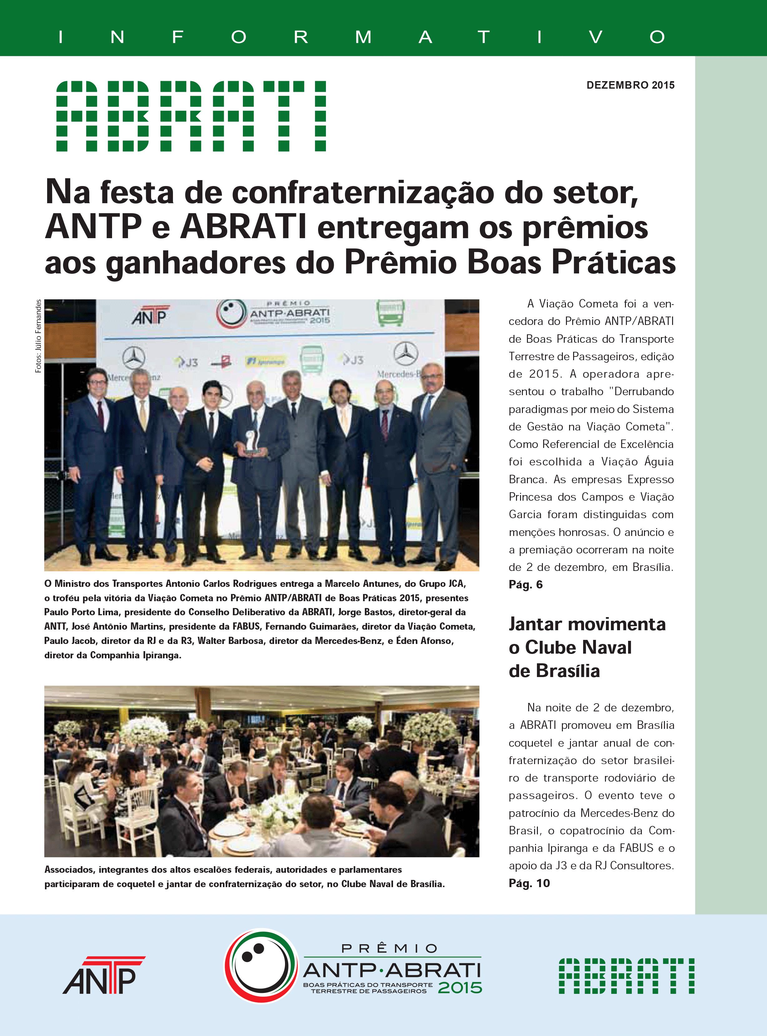 Informativo Dezembro 2015