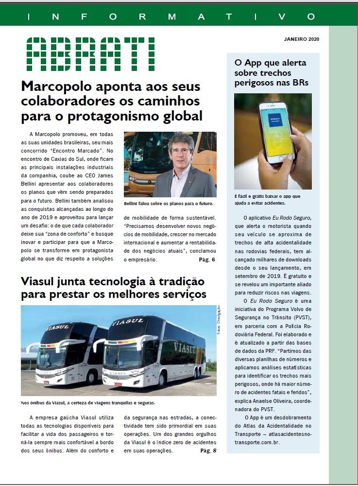 Informativo Janeiro 2020