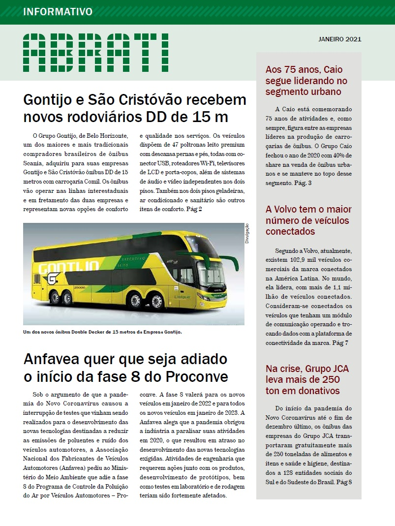 Informativo Janeiro 2021